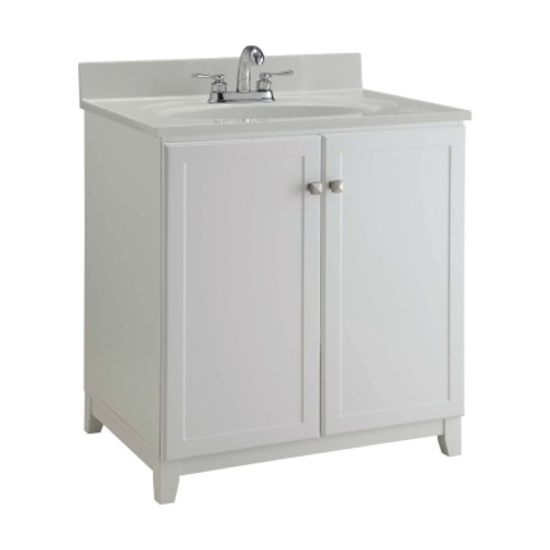 Design House 30in x 21in Vanity Cabinet (547133)