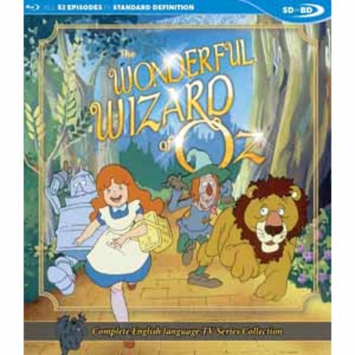 The Wonderful Wizard of Oz (Complete English-Language TV Series Collection) [Blu-Ray]