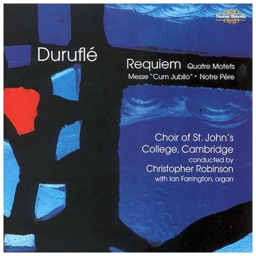 Requiem/Motets (4)/Messe Cum J CD (2000)