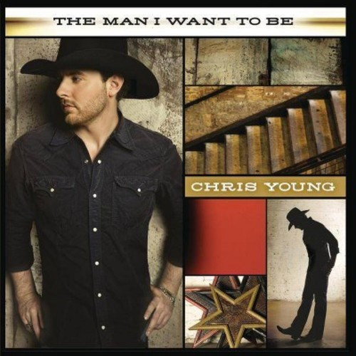 The Man I Want to Be CD