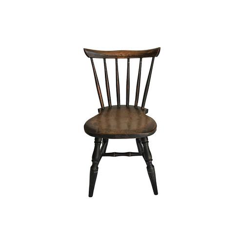 English Child's Chair