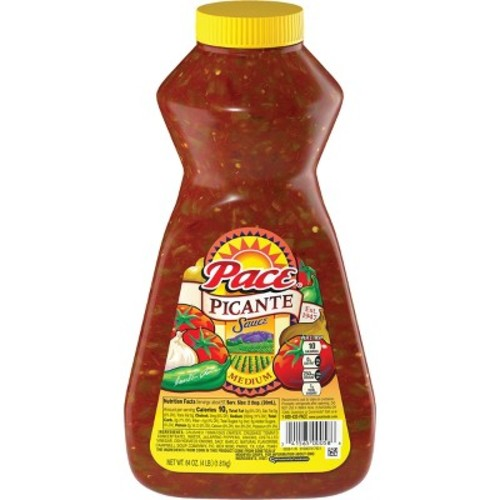 Pace Medium Picante Sauce 64 oz