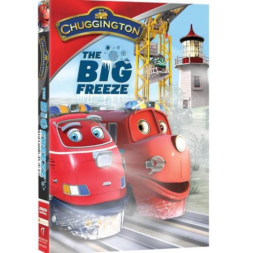 Chuggington: The Big Freeze (DVD)