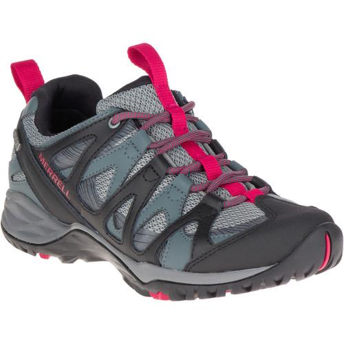 MERRELL Women's Siren Hex Q2 Waterproof Hiking Shoes, Turbulence