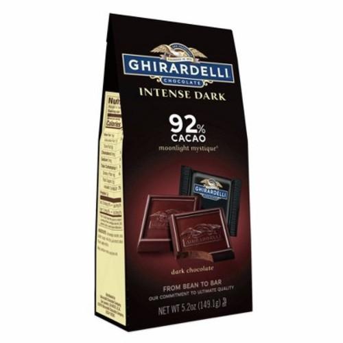 Ghirardelli Intense Dark Moonlight Mystique 92% Cacao Dark Chocolate Bars - 5.2oz