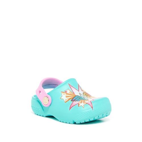 Crocs Fun Lab Wonder Woman Clog (Toddler)