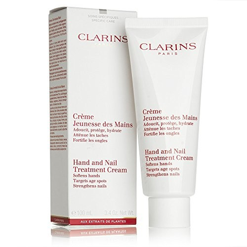 Clarins Hand & Nail Treatment Cream, 3.4-Ounce [3.3 oz]