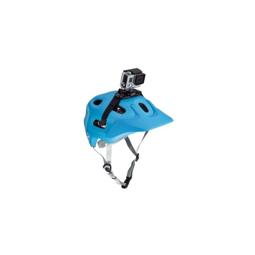 GoPro Vented Helmet Strap Mount gop0010, Weight: 0.1, Attachment/Mount Type: Bar, Helmet, Product Weight: 23 g, 0.8 oz,