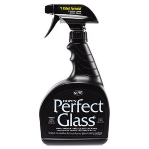 Hoc 32PG6 Perfect Glass Glass Cleaner, 32 oz Bottle