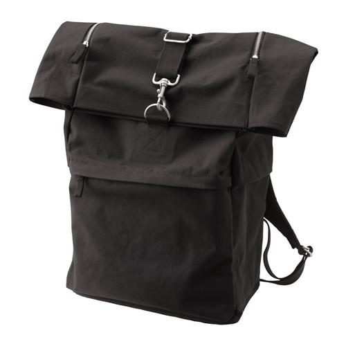FRENKLA Backpack, black
