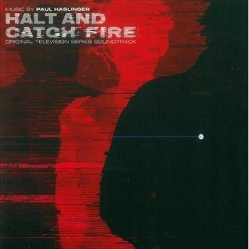 Paul Haslinger - Halt & Catch Fire (Ost) (CD)