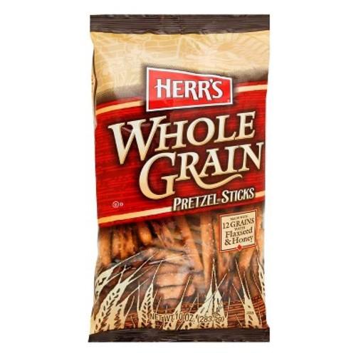 Herr's Whole Grain Pretzel Sticks 10 oz