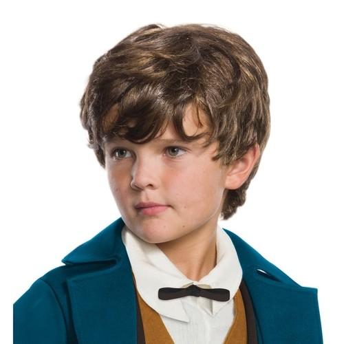 Boys Newt Scamander Costume Wig