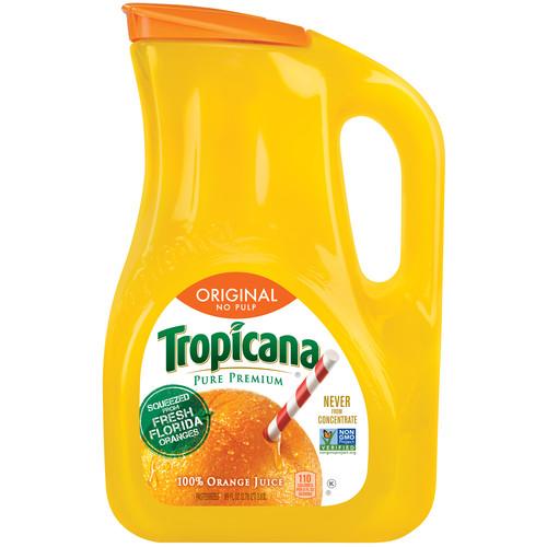 Tropicana Natural Juice