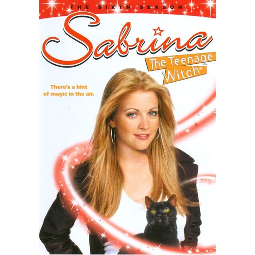 Sabrina the Teenage Witch: The Sixth Season [3 Discs] [DVD]