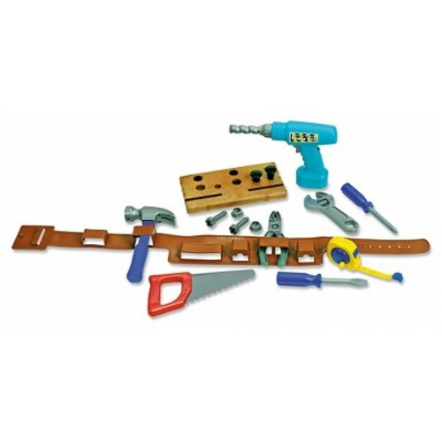Learning Resources Pretend & Play Tool Belt Set