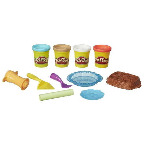 Play-Doh Kitchen Creations Playful Pies Set