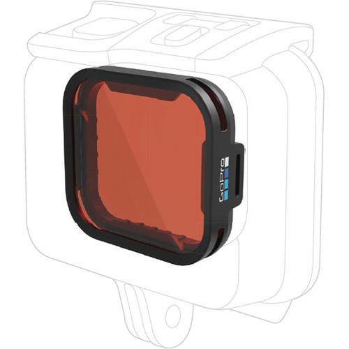 Red Dive Filter for HERO5 Black Super Suit