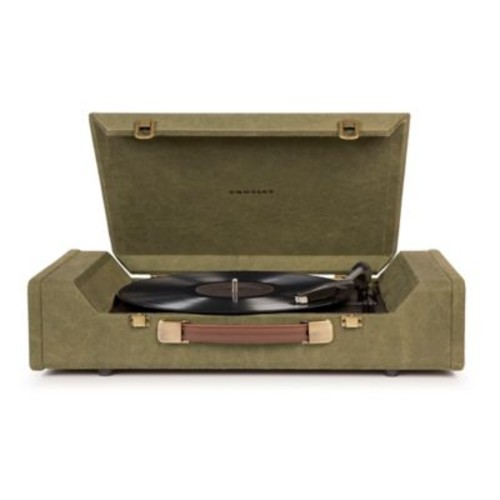 Crosley Nomad Portable Turntable in Green