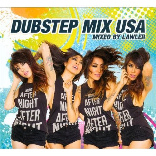 Dubstep Mix USA [CD]