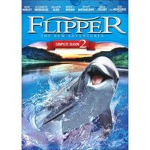 Flipper: The New Adventures - Complete Season 2 [5 Discs]