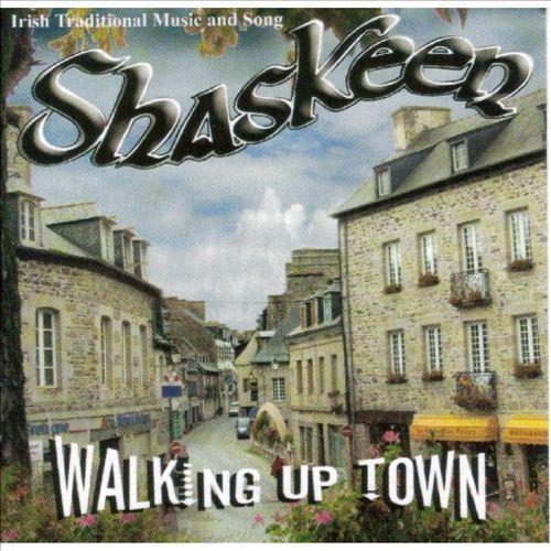 Walking Up Town [CD]