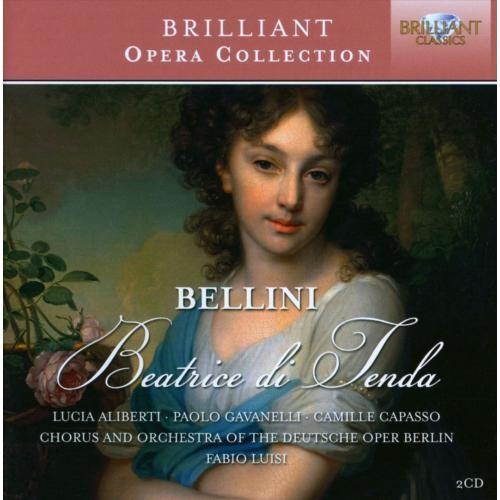 Beatrice Di Tenda - CD