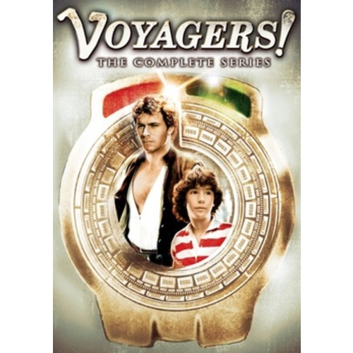 Voyagers!: The Complete Series [4 Discs] [DVD]