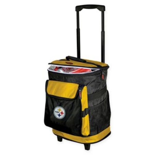 NFL Pittsburgh Steelers Rolling Cooler