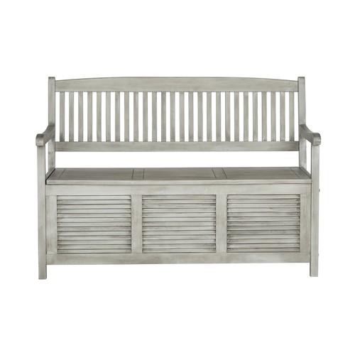Cyrano Outdoor Storage Bench