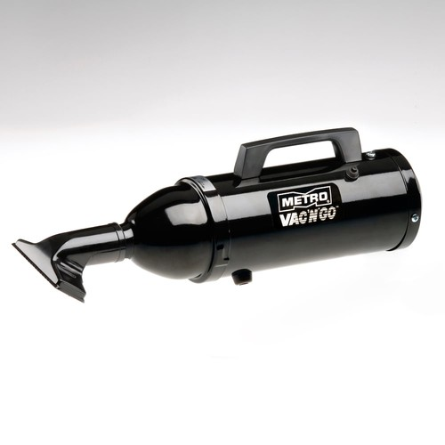 MetroVac - Vac 'N' Go High-Performance Hand Vac - Black