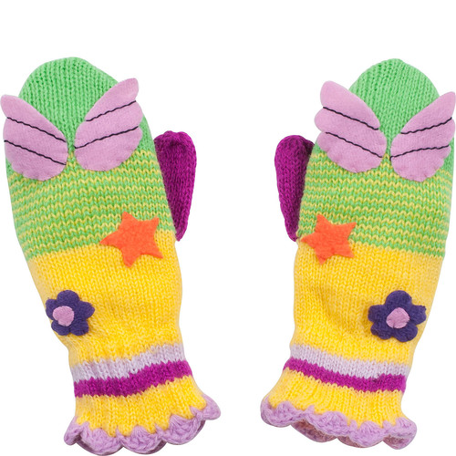 Kidorable Fairy Knit Mittens