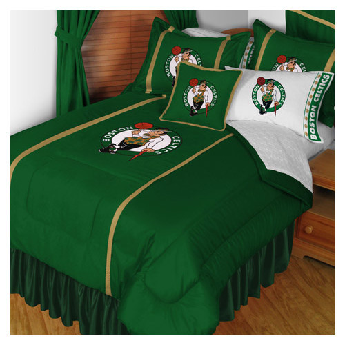 NBA Boston Celtics Sideline Comforter
