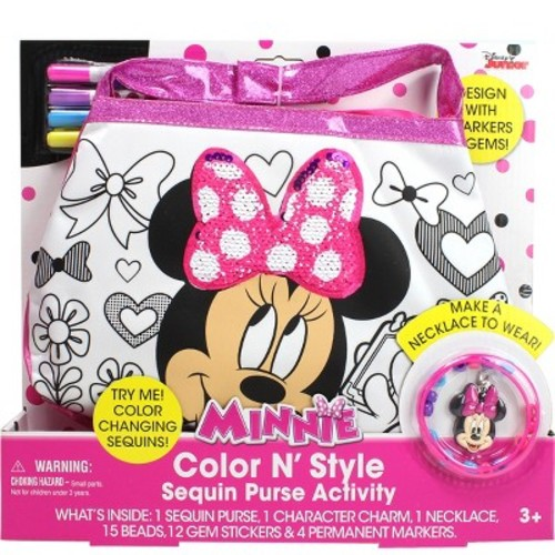 Minnie Mouse Color 'N Style Purse