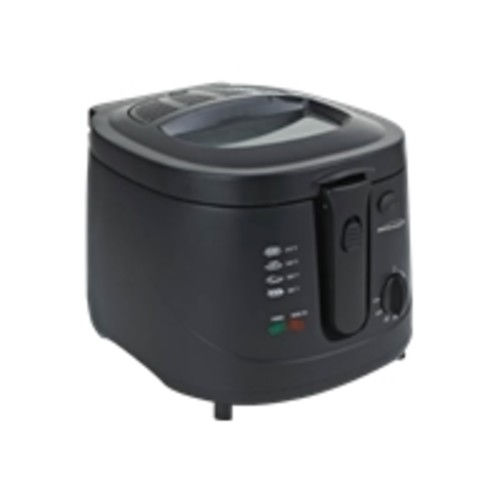 Brentwood Df-725 2.5 Liter Deep Fryer, Black