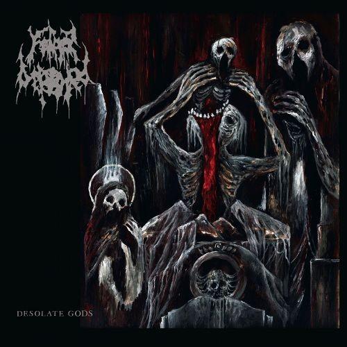 Desolate Gods [CD]