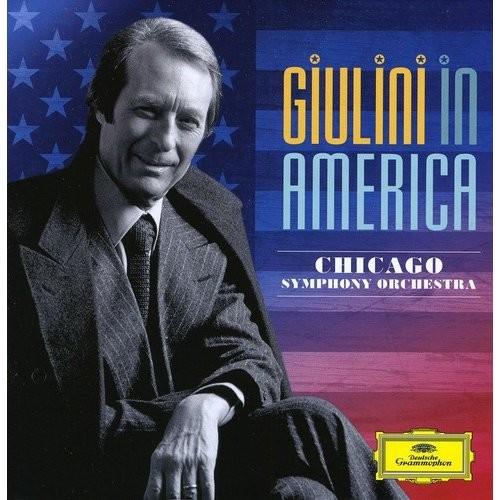 Giulini In America II - CD