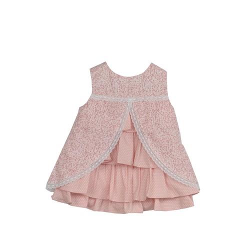 Pink Dress & Nappy