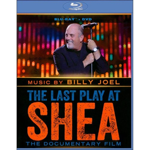 The Last Play at Shea [2 Discs] [Blu-ray/DVD] [2010]