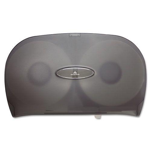 Georgia-Pacific gpc59209 Jumbo Jr. Two-Roll Bathroom Tissue Dispenser