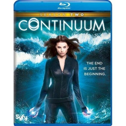 Continuum:Season two (Blu-ray)