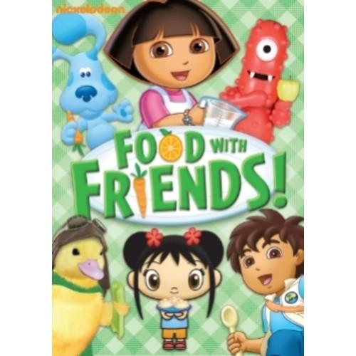 Nickelodeon Favorites: Food with Friends! [DVD]