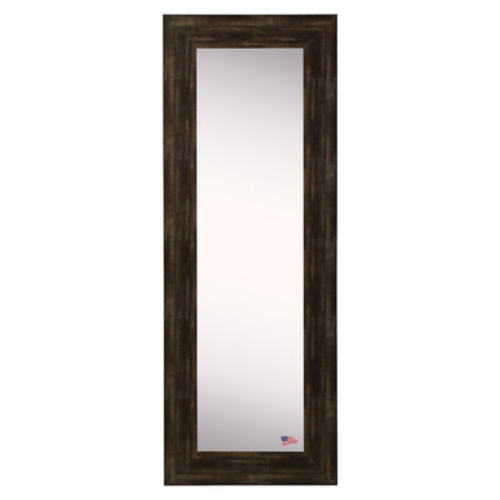 Brushed Classic Brown Body Mirror