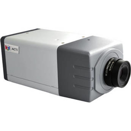 D21 1 Mp 720p Day & Night HD PoE Color Box Camera with f4.2mm / F1.8 Fixed Lens