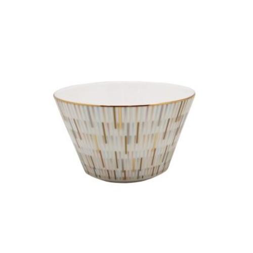Luminous Bone China Fruit/Dessert Bowl