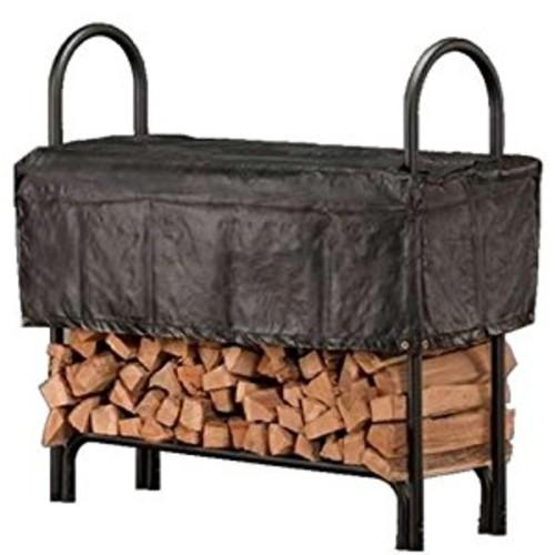 Shelter Log Rack Cover
