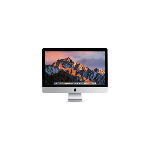 Apple Desktop Computer iMac MNEA2LL/A Intel Core i5 7th Gen 3.5 GHz 8 GB DDR4 1 TB Fusion Drive HDD AMD Radeon Pro 575 Mac OS X 10.12 Sierra