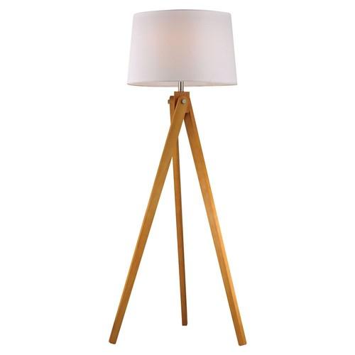Tripod Floor Lamp, Natural