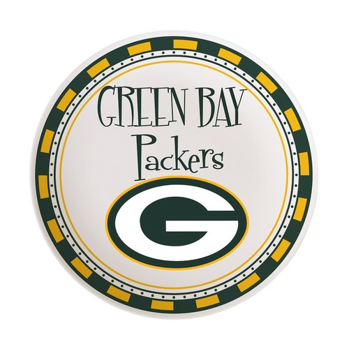 Green Bay Packers Wordmark Plate