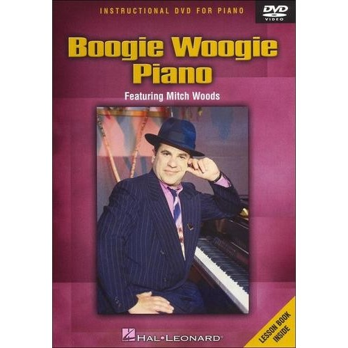 Boogie Woogie Piano - Featuring Mitch Woods [DVD] [2006]